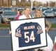 Donnell Woolford Celebrity Golf Invitational (Urlacher donated jersey)